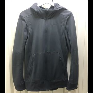 Nike Dri-Fit Full Zip Jacket with Hood Men's Small